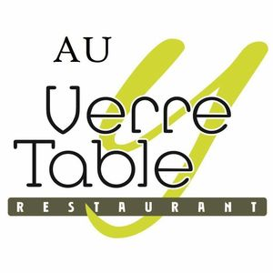 Au verre y table